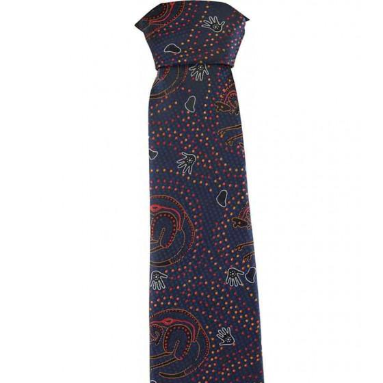 Aboriginal Art Tie - style 2