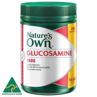 Собственный глюкозамин 1500 мг 250 таблетки для природы