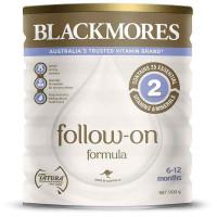 Blackmores следовать по формуле 900g