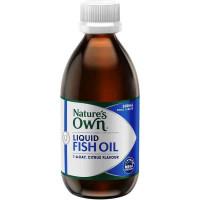 Природа собственное рыбий жир жидкий 300 мл