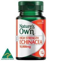 Природа собственной высокой прочностью эхинацеи 10000mg 30 таблеток