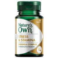 Собственный стресс и выносливость на природе 30 таблеток