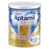Aptamil Gold + HA младенческая формула от рождения 0-12 месяцев 900g