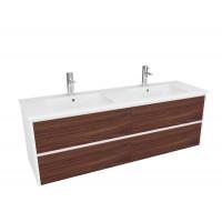 Шкаф для ванной комнаты (1500 порт-WH-A)