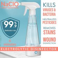 Электролитическая бутылка делает экологический дезинфицирующее средство