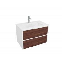 Шкаф для ванной комнаты (750 порт-WH-A)