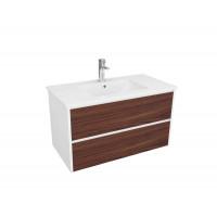 Шкаф для ванной комнаты (900 порт-WH-A)
