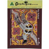 Аборигенное искусство холст стиль 6-малый