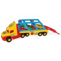 WADER Супер грузовик z autkami